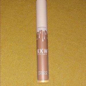 KKW by Kylie Cosmetics Creme Liquid Lipstick